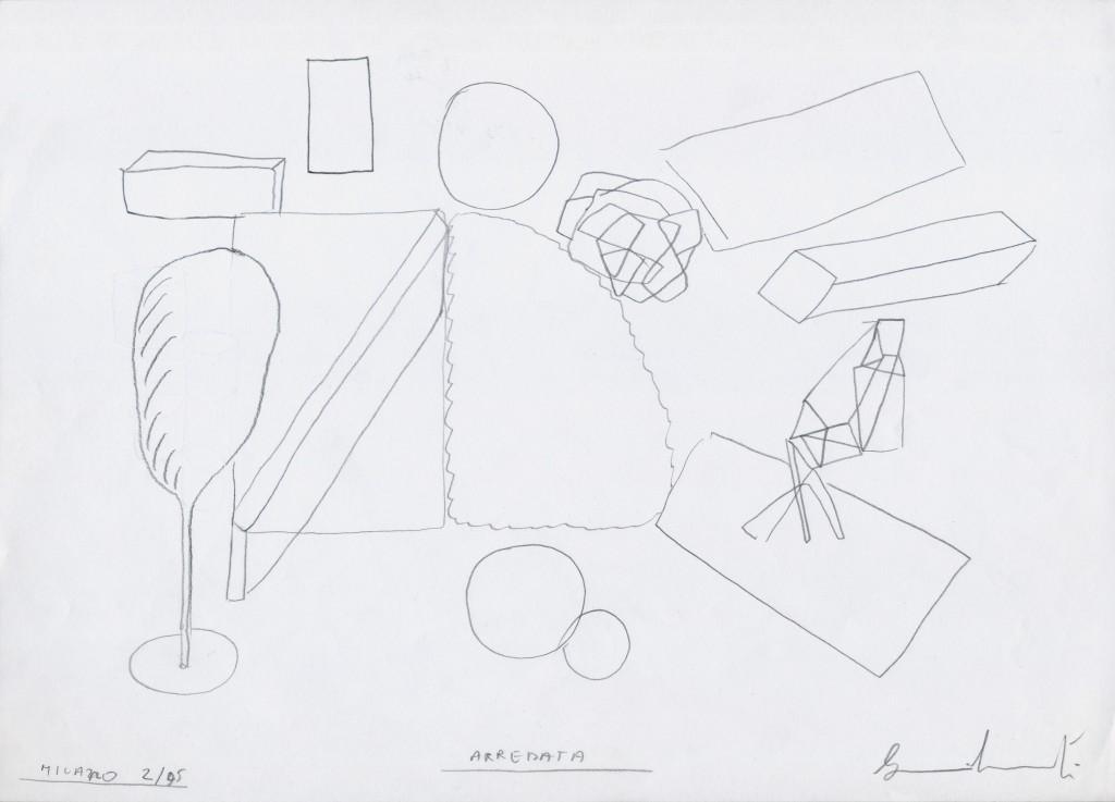 007_1995_disegno su carta 29,7x21cm
