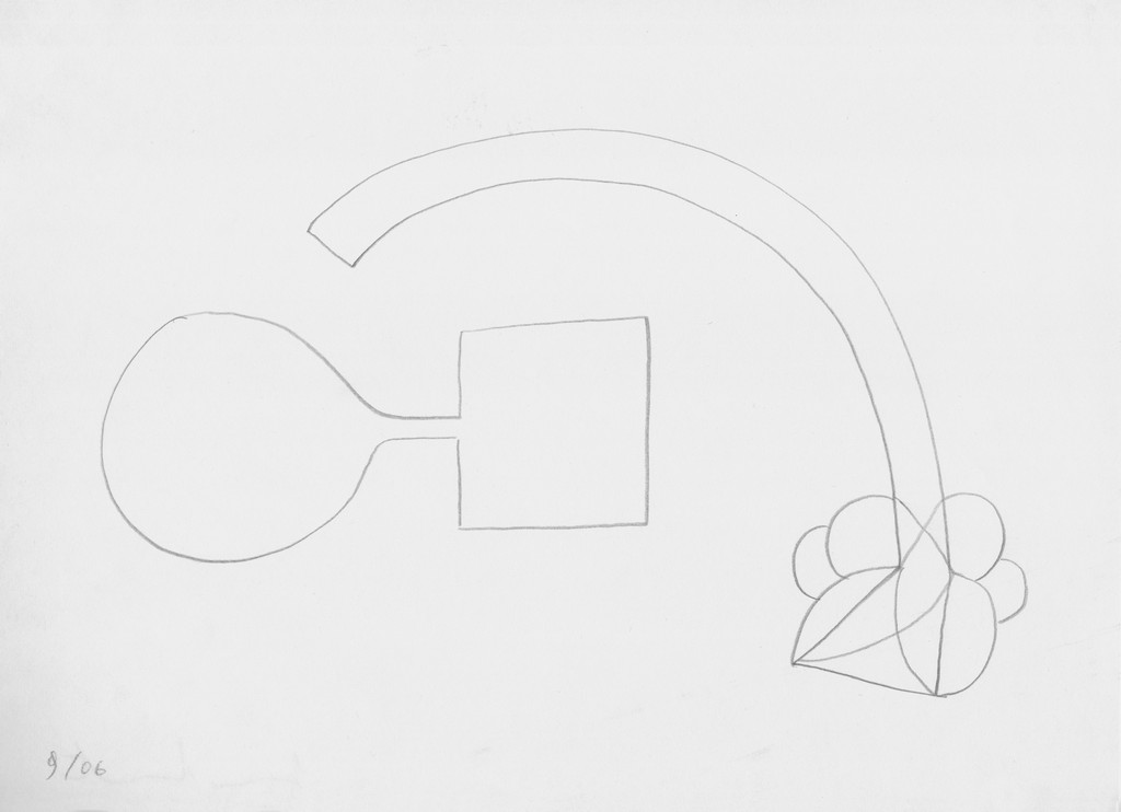 008_2006_Senza titolo_matita su carta_29,7x21cm_Giovanni Levanti_tn
