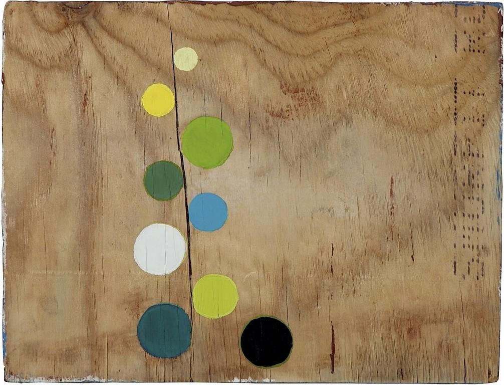 035_2008_Senza titolo_tecnica mista su tavola_35,5x27cm_Giovanni Levanti_tn