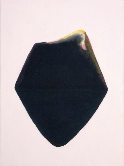Senza titolo (vulcano riflesso su fondo rosa), 2009
